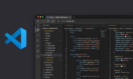 Visual Studio Code da sus primeros pasos en el navegador y ya puedes probarlo gratis